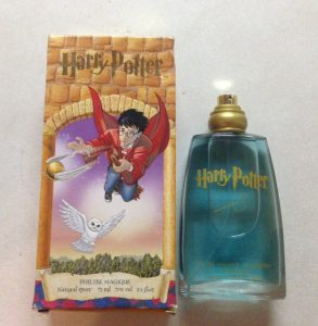 harry potter perfume