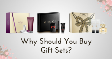 What are Perfume Gift Sets and Why Should You Buy Them?